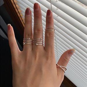 5 set ring